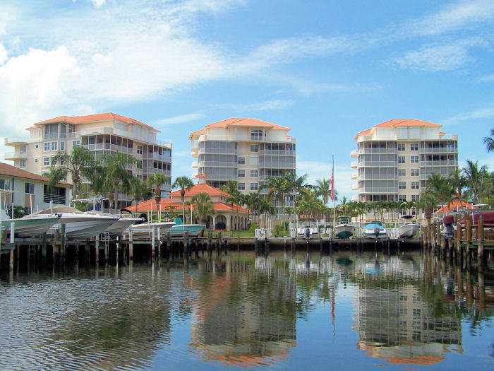 Courtyard Towers Condo Real Estate in Marco Island, Florida