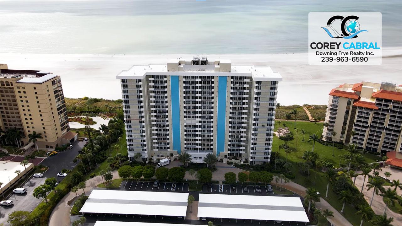 Admiralty House Condo Real Estate in Marco Island, Florida