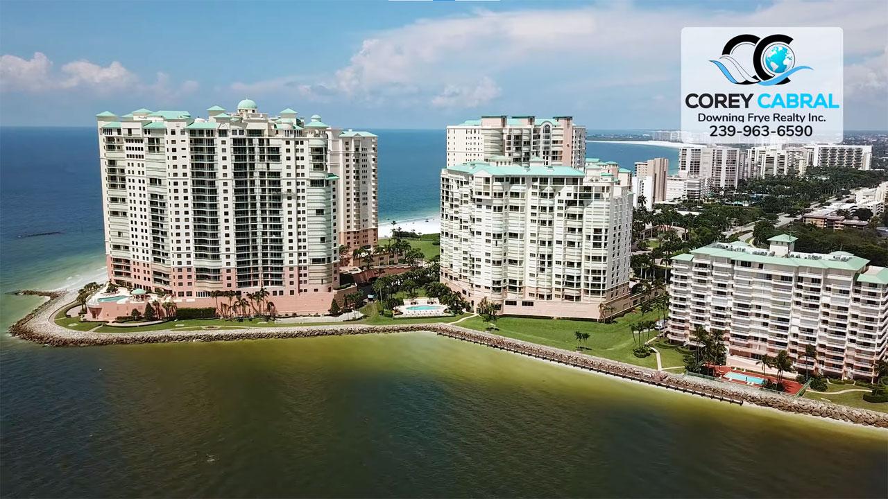 Cape Marco Condo Real Estate in Marco Island, Florida