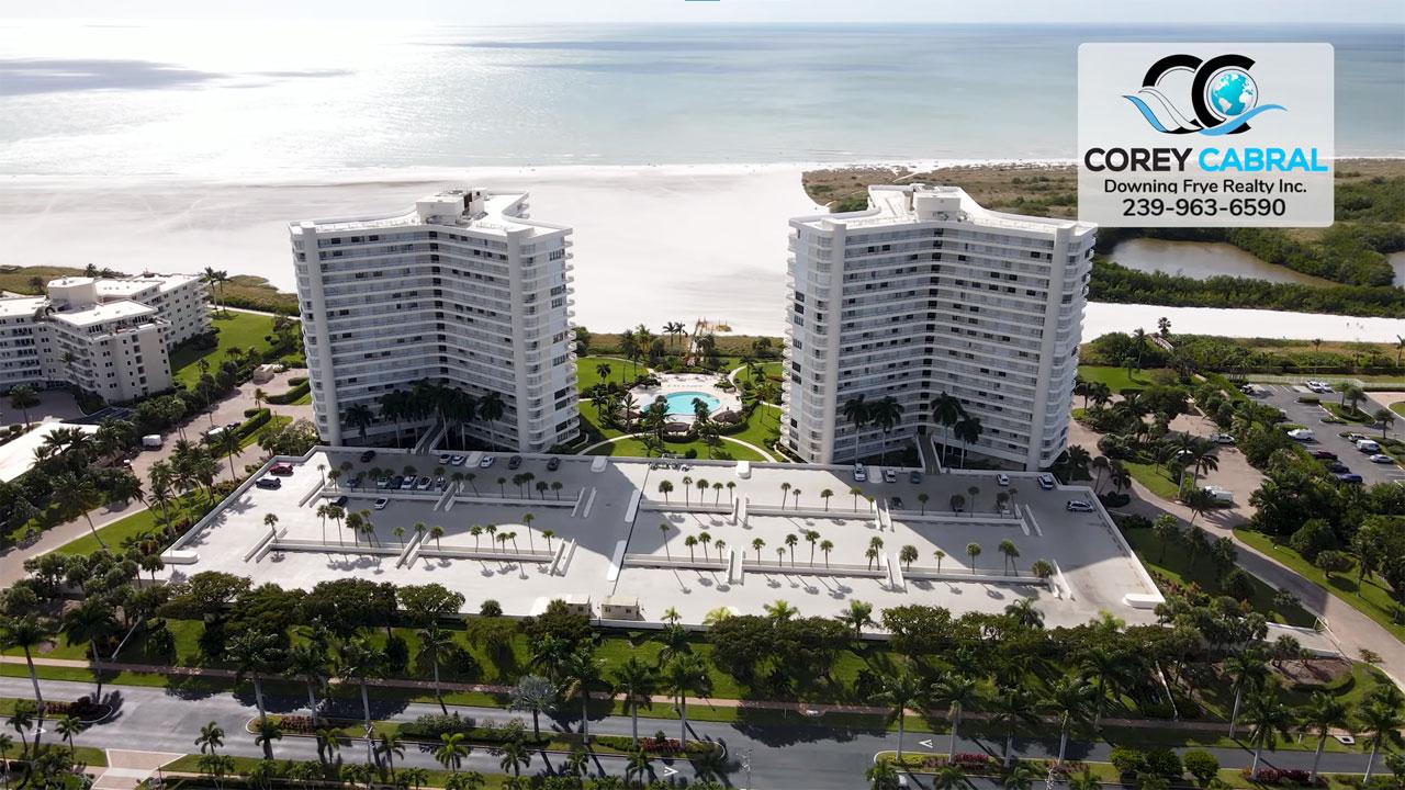 South Seas Condo Real Estate in Marco Island, Florida