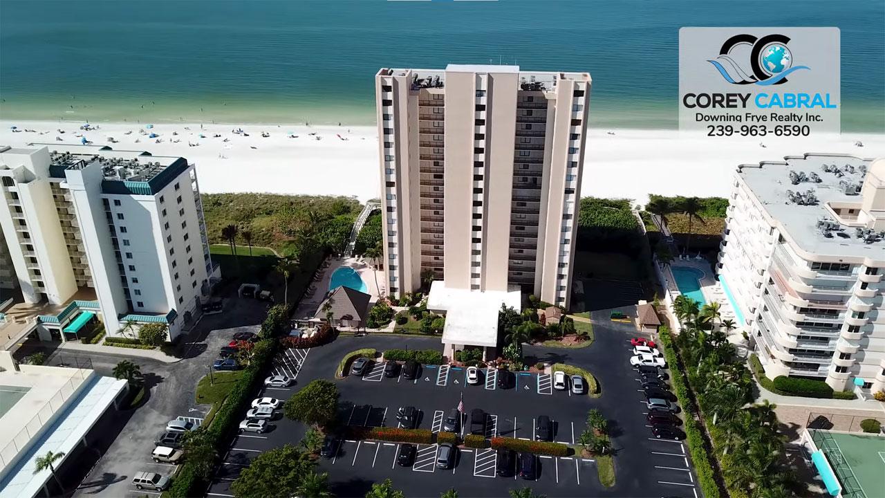 Sea Winds Condo Real Estate in Marco Island, Florida