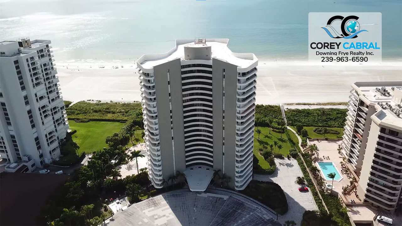 Summit House Condo Real Estate in Marco Island, Florida
