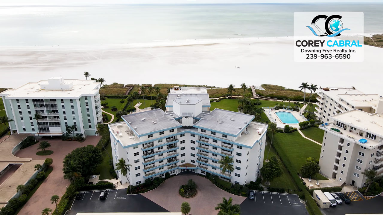 Sunset House Condo Real Estate in Marco Island, Florida